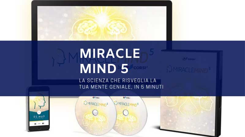 Charlie Fantechi corsi Miracle Mind 5