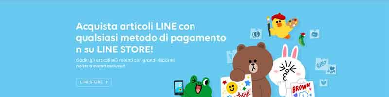 line social
