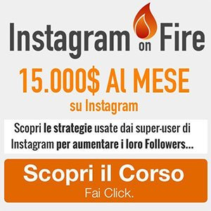 corso instagram on fire